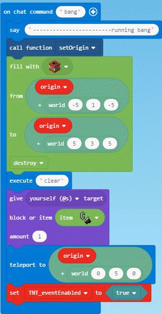 Bang Code